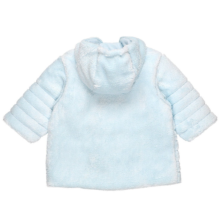 Rocco Baby Boys Fleece Winter Jacket