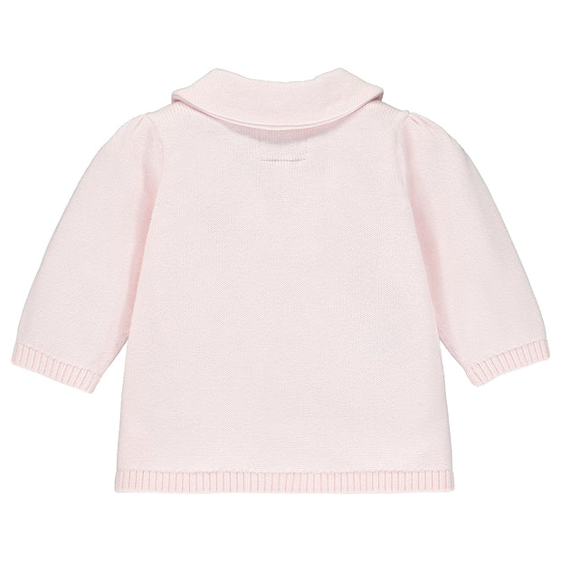 Sandra Baby Girls Knitted Jacket