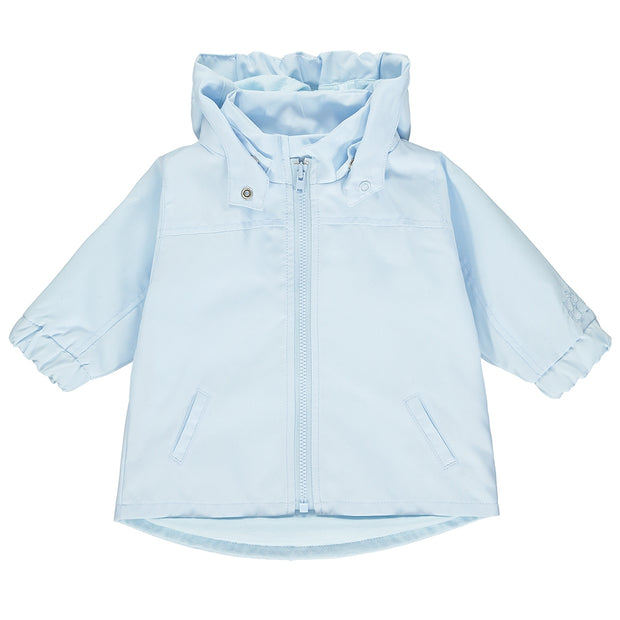 Sherlock Blue Showerproof Jacket