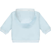 Webster Blue Casual Baby Jacket