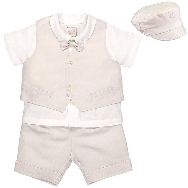 Perry Smart Occasion Baby Boys Outfit