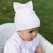 Shirley Baby Girls Bow Hat