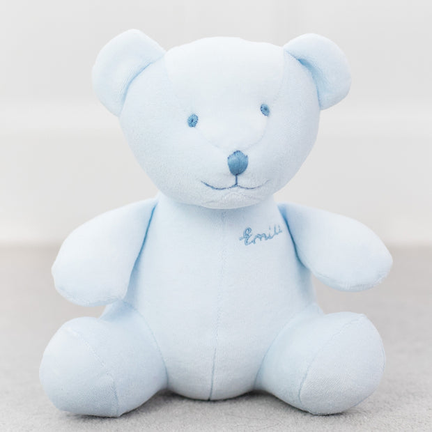 Emile the Bear Soft Keepsake Toy
