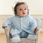 Ricky Cute Baby Boys Knit Jacket