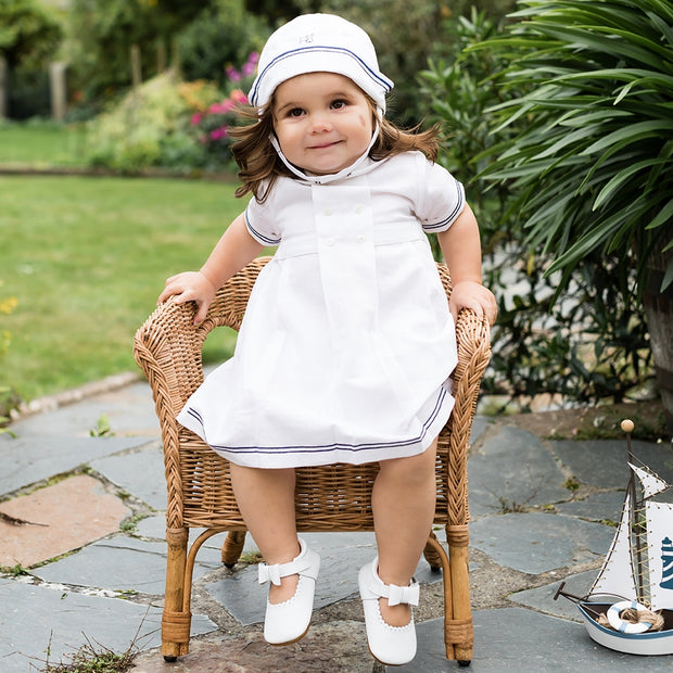 Shelley Baby Girls Sailor Dress