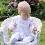 Skye Girls Cotton Babygrow