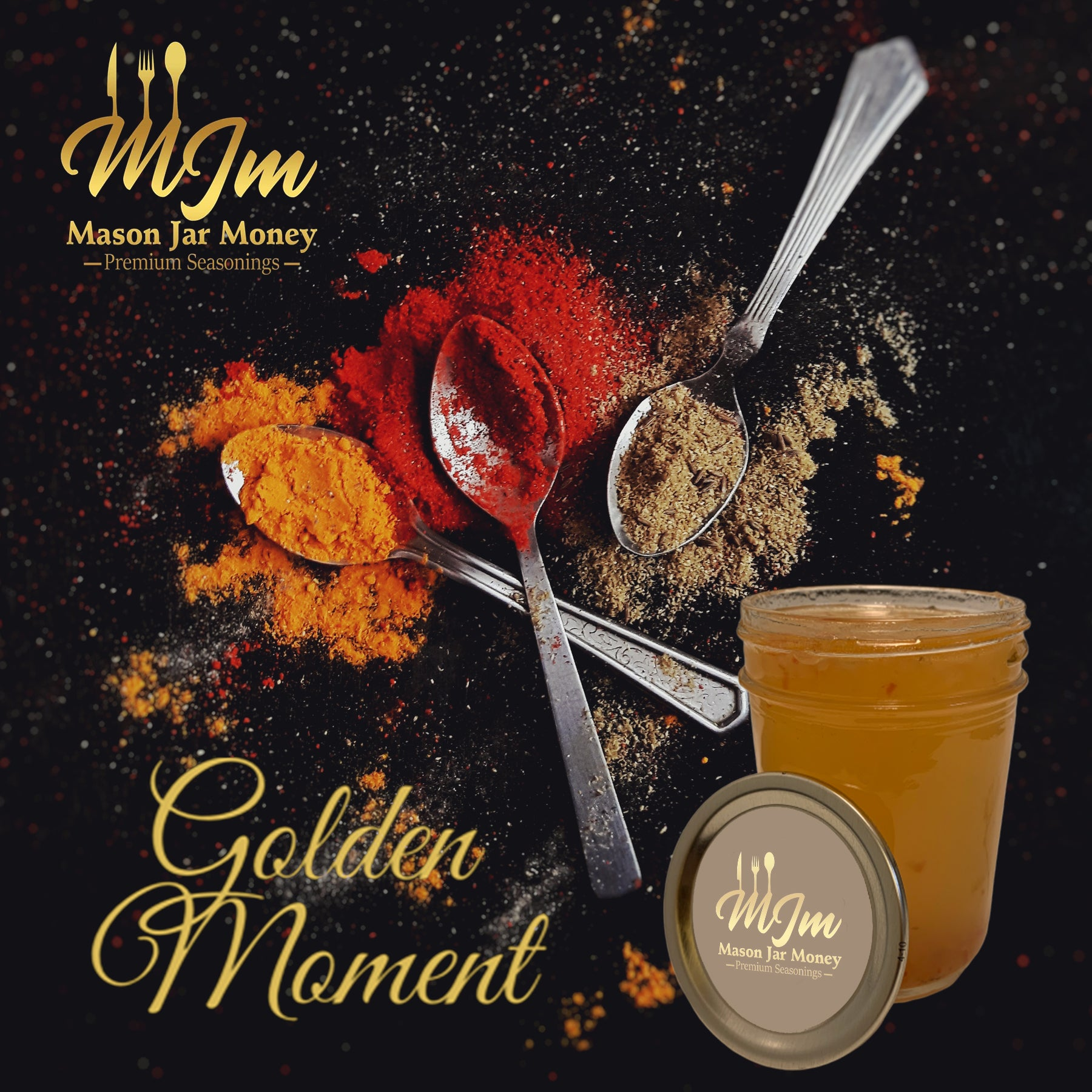 Golden Moment (8oz)