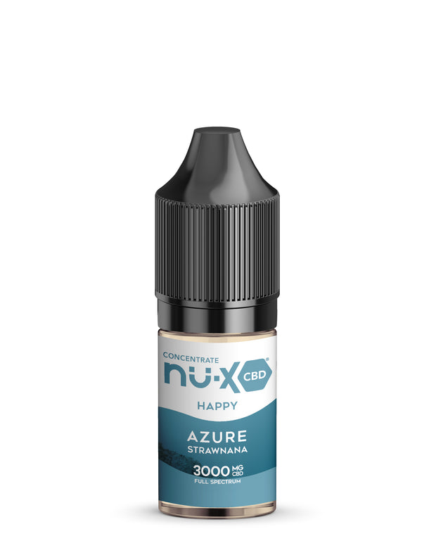 Strawberry CBD Liquid Concentrate - Azure