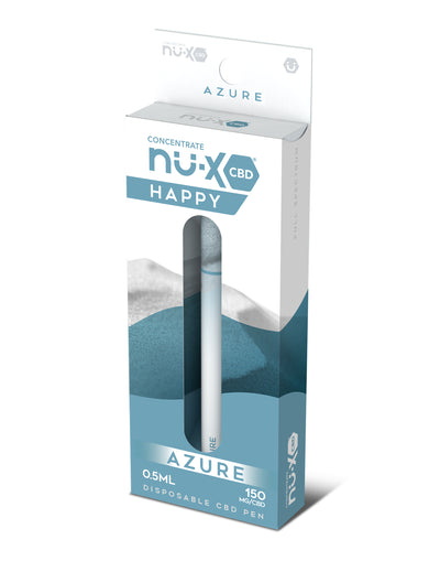 Strawberry Banana CBD Disposable Pen - Azure