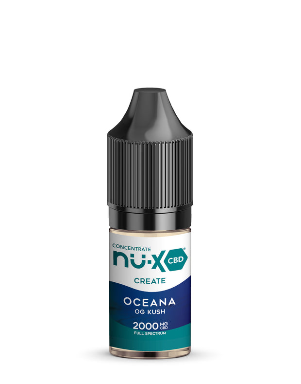 OG Kush CBD Liquid Concentrate - Oceana