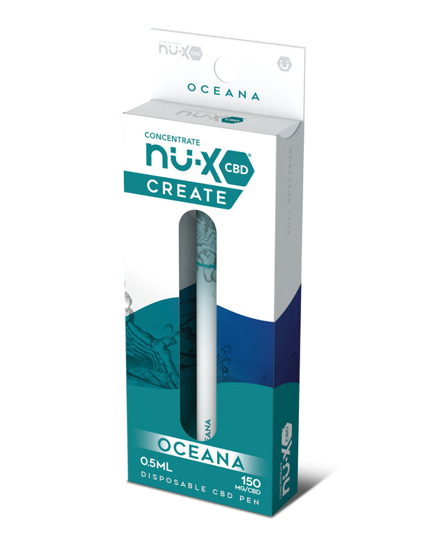 OG Kush CBD Disposable Pen - Oceana