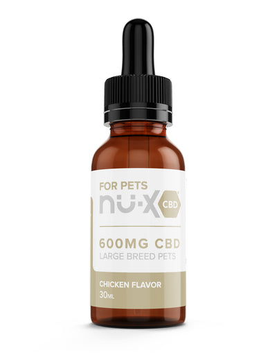 Pet Tincture Oil