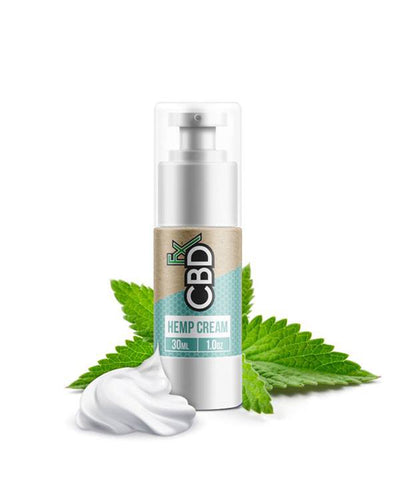 CBDfx Cream - 100 mg - 30 mL