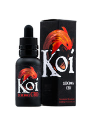 Red Koi CBD Tincture - 30 mL