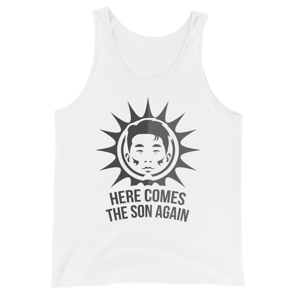 Tank Top - here comes the SON again