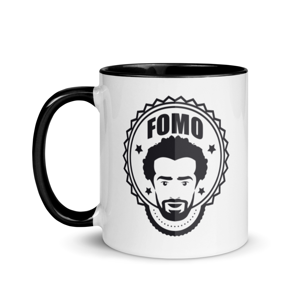 Mug - FOMO to not have MOMO