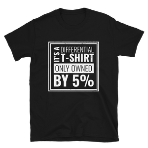 T-Shirt - It's a differential