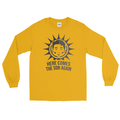 Long Sleeve - here comes the SON again
