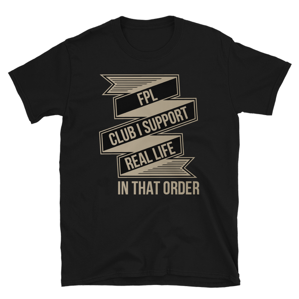 T-Shirt - in that order