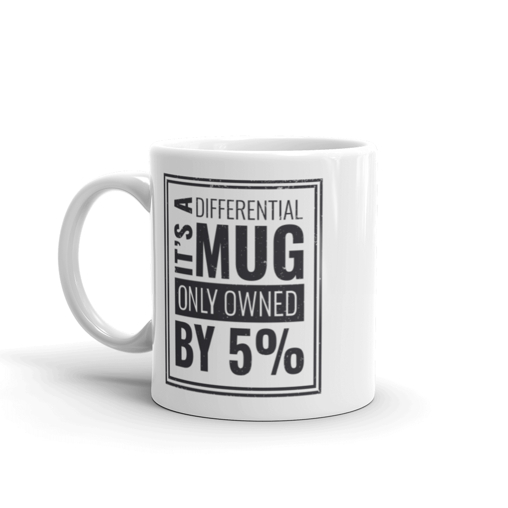 Mug - it's a differential