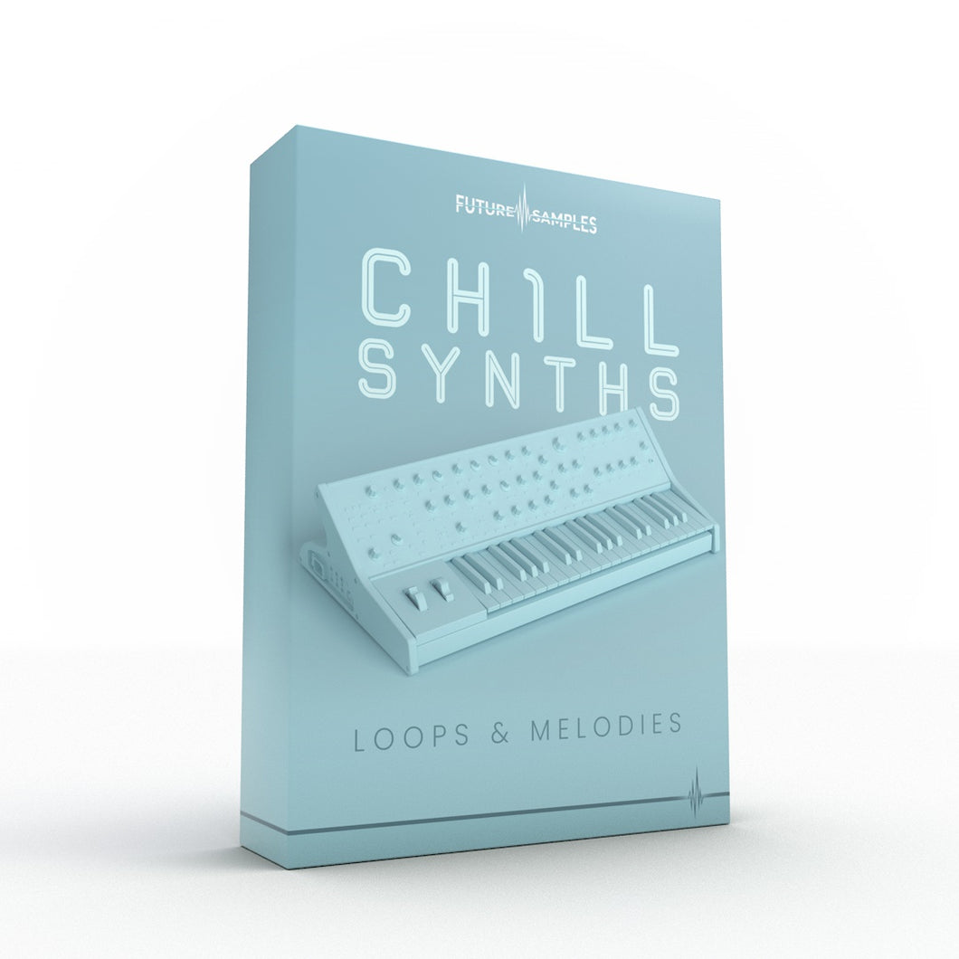 Chill Synths - Loops & Melodies - Future Samples