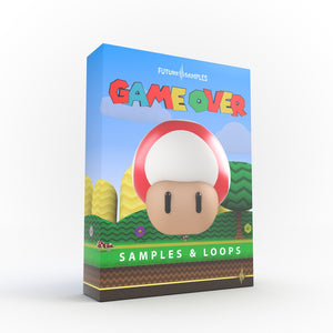 GAME OVER - Samples & Loops - Future Samples
