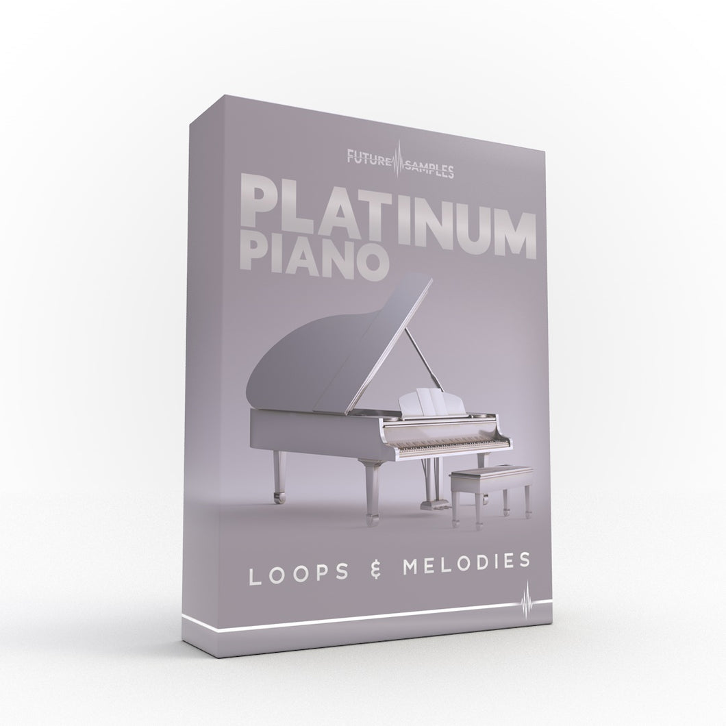 Platinum Piano - Loops & Melodies - Future Samples