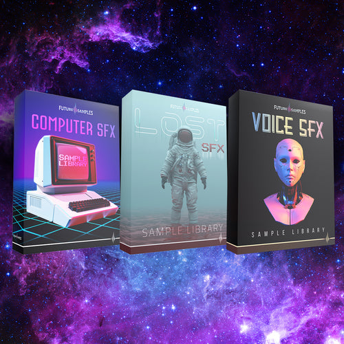 Sci-Fi SFX Bundle - Future Samples