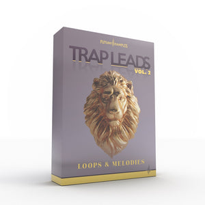 Trap Leads Vol. 2 - Loops & Melodies - Future Samples