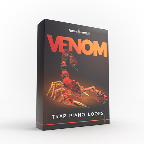 VENOM - Trap Piano Loops - Future Samples