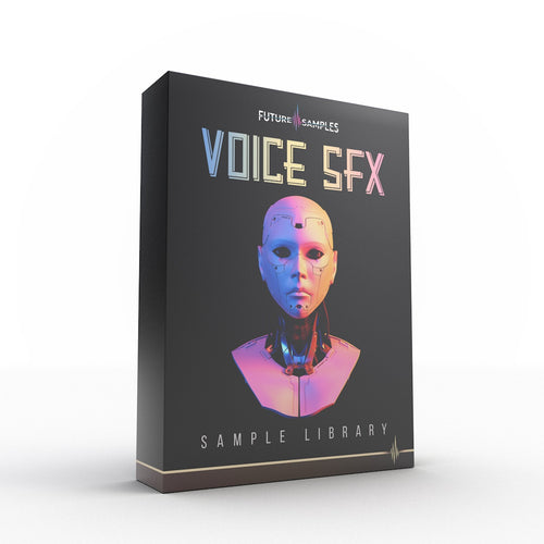 Voice SFX - Sample Library - Future Samples