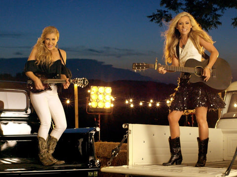 Maddie and Tae Boots