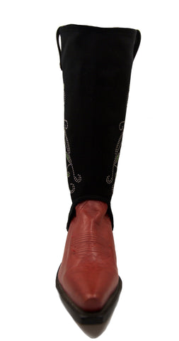 Canadian cowgirls boot cover