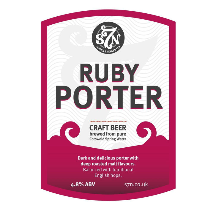 RUBY PORTER 10L - DISPATCED DIRECT FROM BREWERY