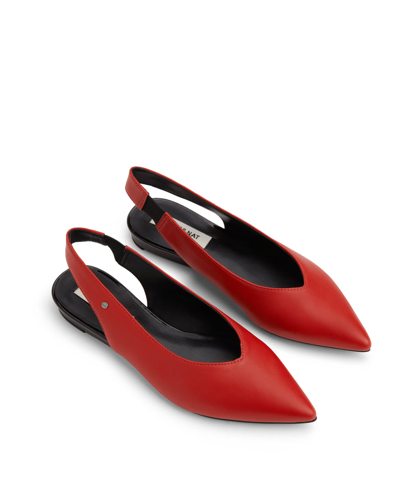variant::red -- effie shoe red