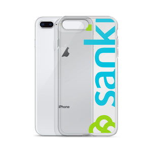 Sanki Clear iPhone Case
