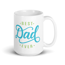 Load image into Gallery viewer, Sanki Loves Dad Coffee Mug