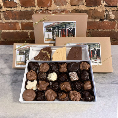 Ultimate Fudge and Chocolate Sampler