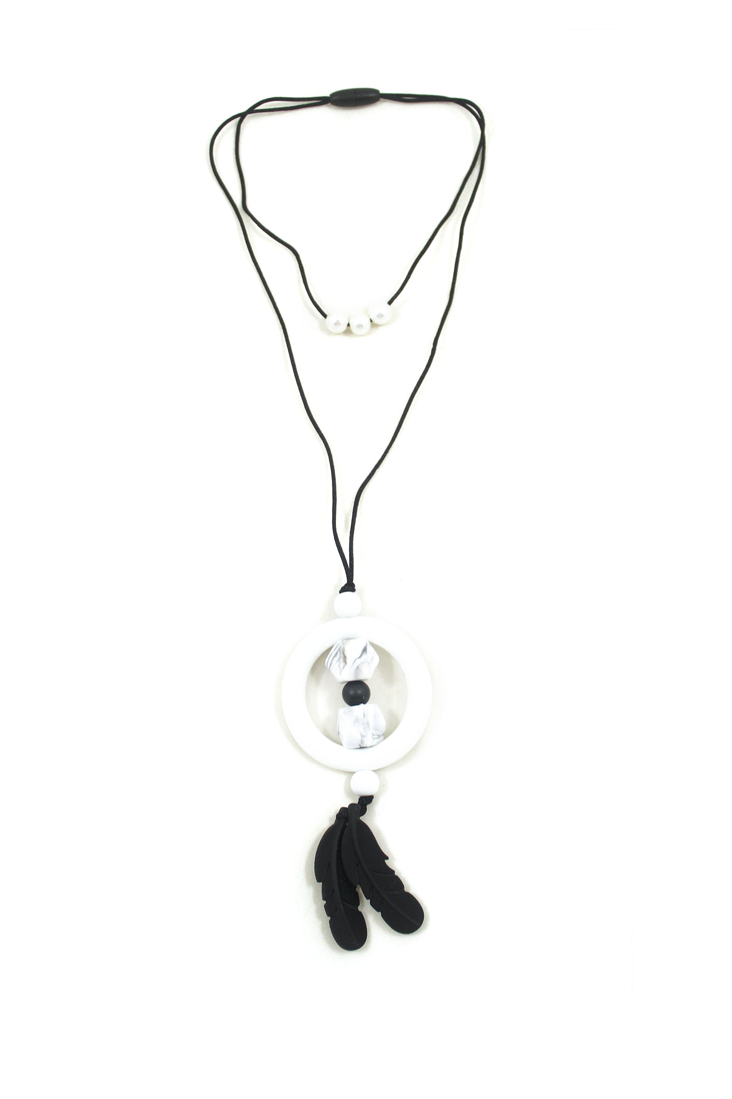 Dream Catcher Teething Necklace