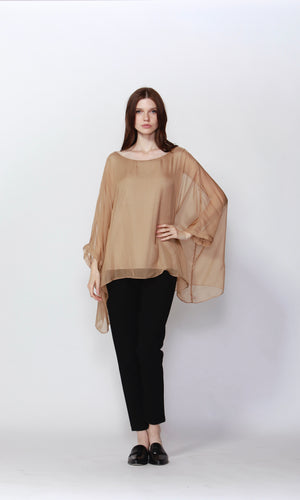 NORTHRIDGE SILK TOP
