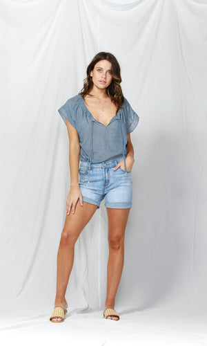 KURT DENIM SHORTS