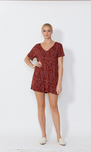 NIDIA PLAYSUIT