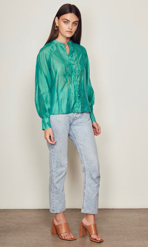 TILLEY BLOUSE
