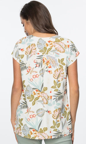 PENNY FLORAL TOP