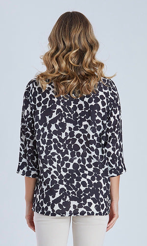 ESTELLA PRINT TOP