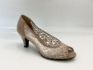 LACE HEEL