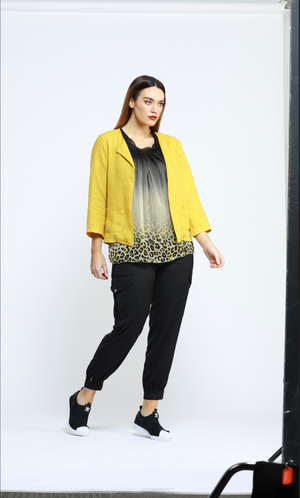 ODELE OPEN CROPPED JACKET