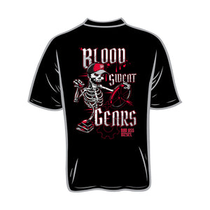 Blood Sweat Gears