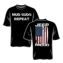 Load image into Gallery viewer, Mud, Suds, Repeat Jeep Proud