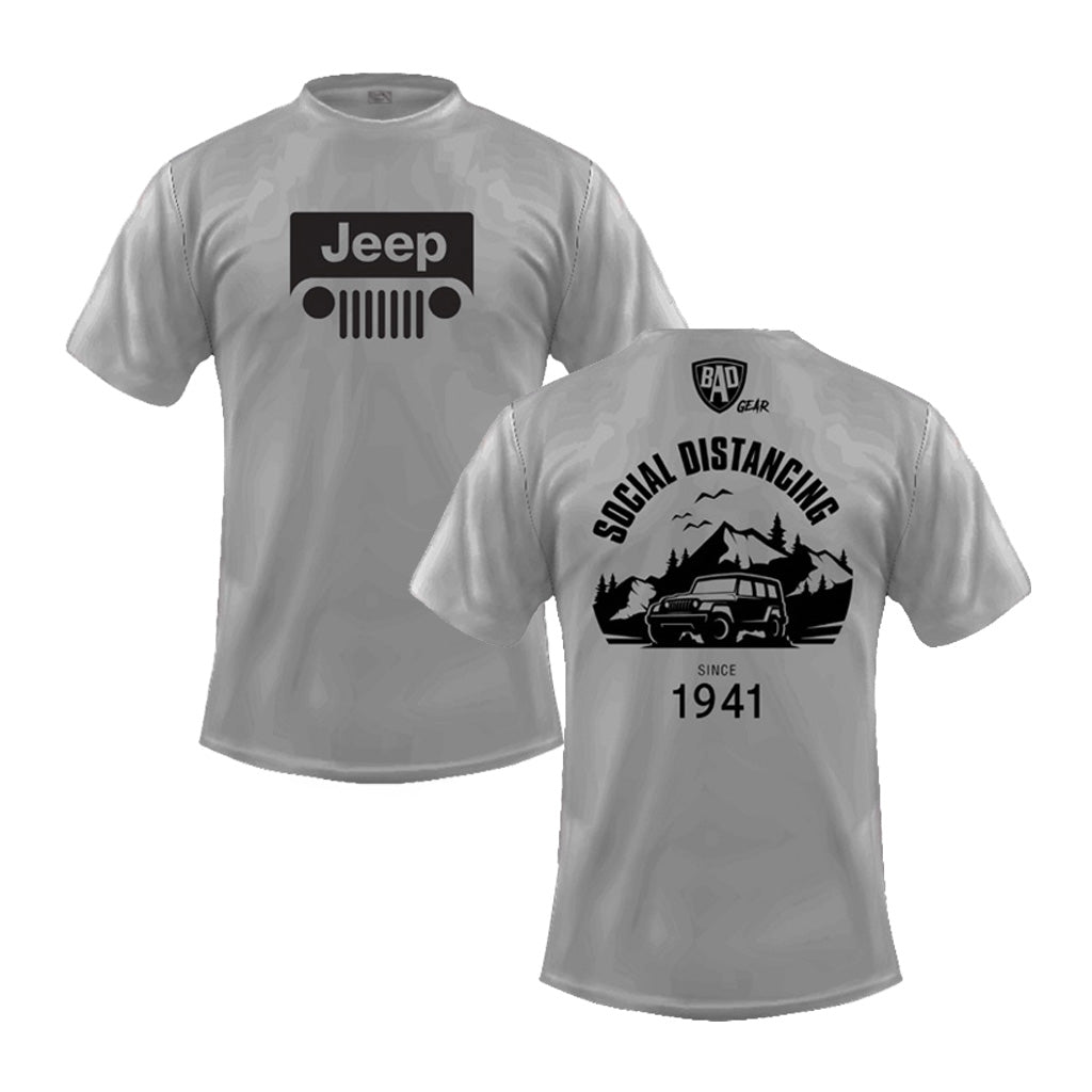 Jeep Social Distancing
